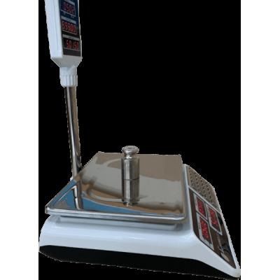 Весы торговые Днепровес ВТД-ЕЛ-М до 30 кг