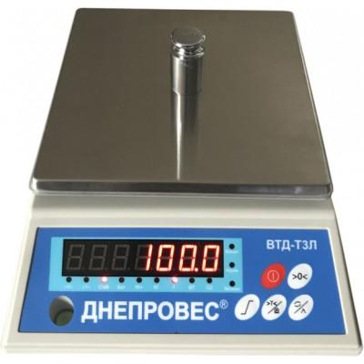 Весы фасовочные Днепровес ВТД-Т3Л