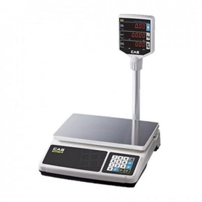 Весы торговые CAS PR-P до 30 кг
