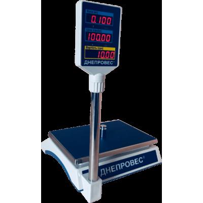 Торговые весы Днепровес ВТД-15РС (RS-232)