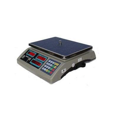Весы торговые настольные электронные ВТНЕ/2-30Т1 до 30 кг