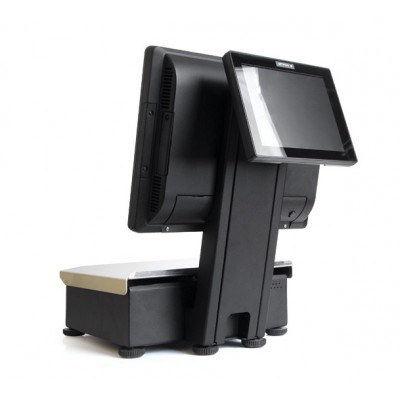 Весы с печатью этикетки Штрих-Принт PC200 4.5 (2 Мб)