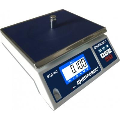Весы фасовочные Днепровес ВТД-15ФЛ-1
