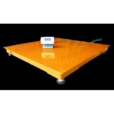 Весы платформенные Зевс эконом ВПЕ-3000-4(H1212)
