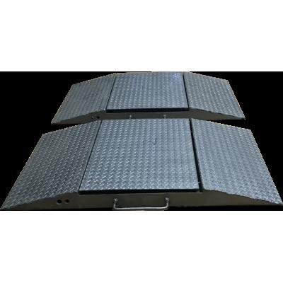Автомобильные весы для поосного взвешивания Днепровес ВПД-15ПС