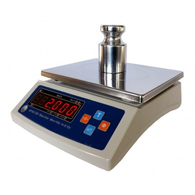 Весы настольные электронные ВТНЕ-30Н-4