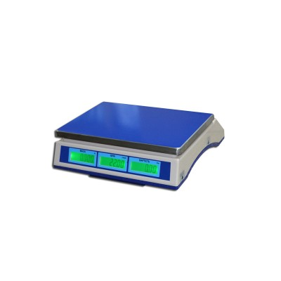 Весы торговые настольные электронные ВТНЕ/1-30Т1К