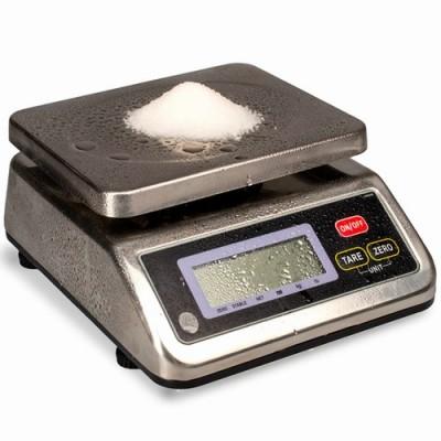 Влагозащищенные весы Base CBСм-1,5/3-0,5/1 (до 3 кг, нерж.сталь)