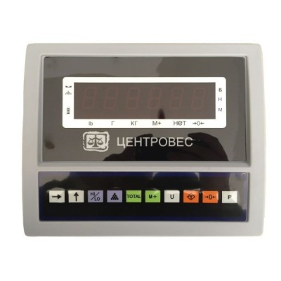 Весы Платформенные ВПЕ-Центровес-1212-2000-Е