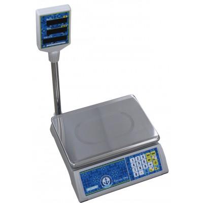 Весы торговые Вагар VP-L 15 LED