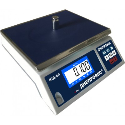Весы фасовочные Днепровес ВТД-3ФЛ-0.1