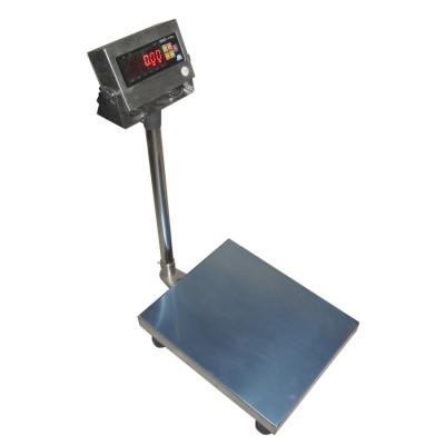 Товарные весы ЗЕВС™ нержавеющего исполнения A12ESS до 30 кг (400х500 мм)