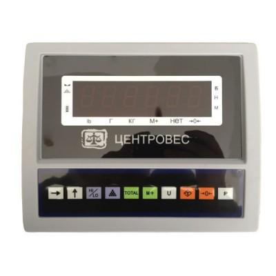 Весы Платформенные ВПЕ-Центровес-1215-3000-Е