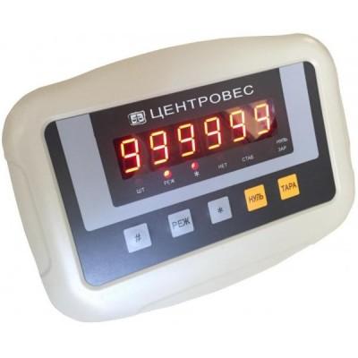 Весы Платформенные ВПЕ-Центровес-1212-1000