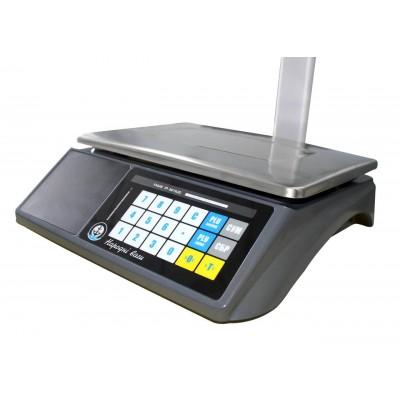 Весы торговые VP-15 RS-232 LCD