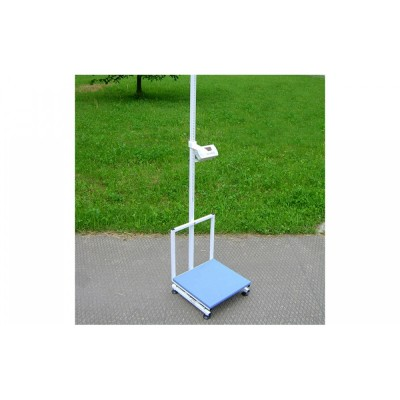 Весы медицинские Axis BDU300-Medical до 300 кг с ростомером, точность 100 г