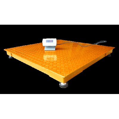 Весы платформенные Зевс эконом ВПЕ-500-4(H1515)