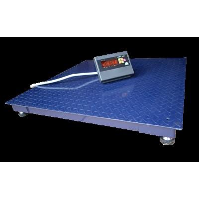 Весы платформенные Зевс стандарт ВПЕ-1000-4(H1212)