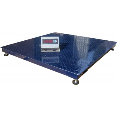 Весы платформенные Зевс премиум ВПЕ-3000-4(H1215)