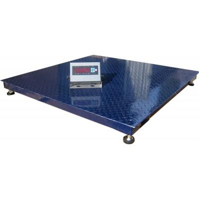 Весы платформенные Зевс премиум ВПЕ-5000-4(H1215)
