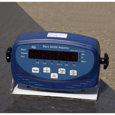 Весы автомобильные Axis Бус 6BDU10000-2040 Бюджет