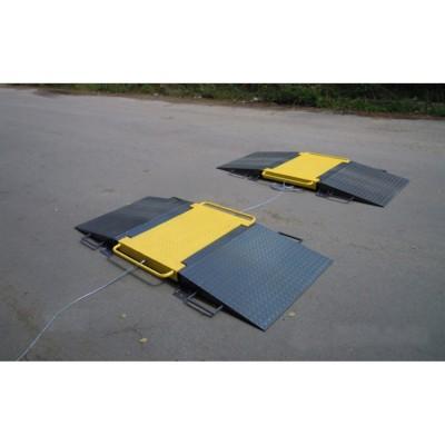 Весы автомобильные подкладные Axis 15-П