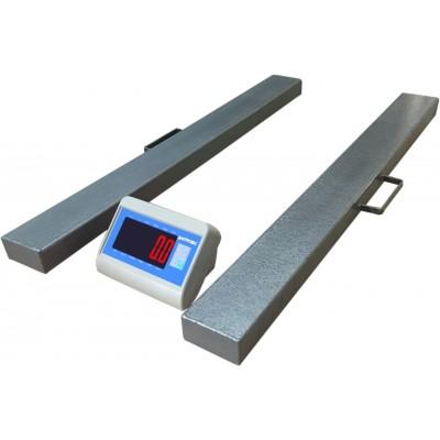 Весы до 1000 кг балочные Днепровес ВПД-СТ-1т