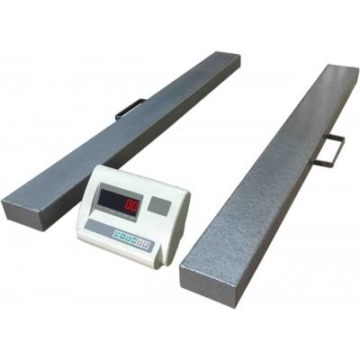 Весы стержневые Днепровес ВПД-СТ-300 кг Эконом