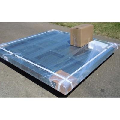 Низкопрофильные весы для склада 4BDU600-1215 бюджет 1250х1500 мм (до 600 кг)