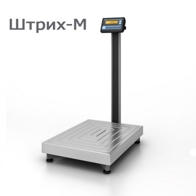 Весы напольные Штрих МП 300-50.100 АГ2 Лайт