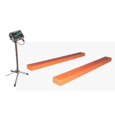 Весы стержневые до 3 тонн ТВ4-3000-1-Р(1200х90)-12