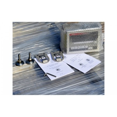 Низкопрофильные весы с откидной платформой 4BDU600-1010 элит лифт 1000х1000 мм (до 600 кг)