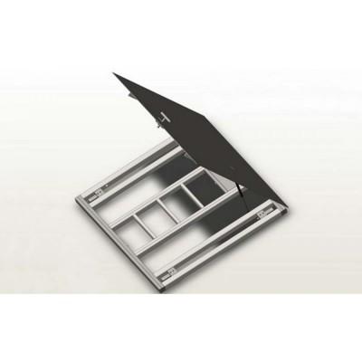 Платформенные весы с откидной платформой 4BDU600-1012 элит лифт 1000х1250 мм (до 600 кг)