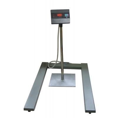 Весы паллетные Зевс ВПЕ-A12E до 1 тонны