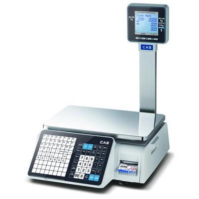 Весы с термопечатью CAS CL3500-J-IP до 6 кг
