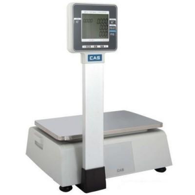 Весы с печатью этикеток CAS CL3500-J-IP до 30 кг