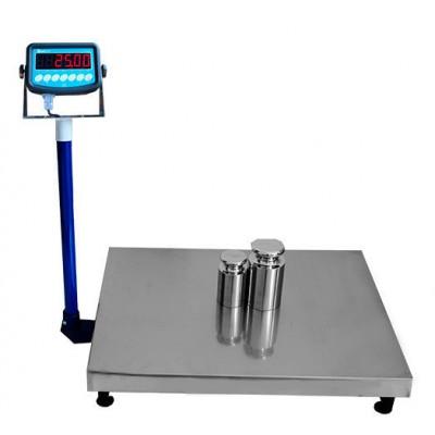 Товарные весы ВИС ВП1 до 300 кг 800х800 мм