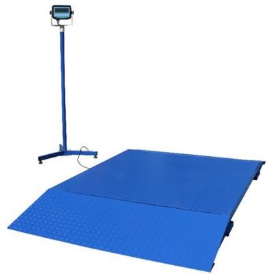 Платформенные весы ВИС 3000ВП4 1250х1250