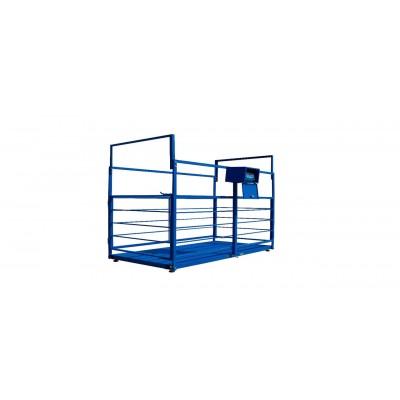 Весы для животных ВИС 300/500 ВП4-С (1500х1000х1500)