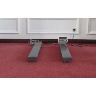 Весы балочные для крупногабаритных грузов 4BDU3000Р практичные 140х1200 мм (до 3000 кг)