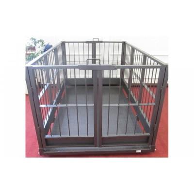 Весы для животных до 3000 кг с платформой 2000x3000 мм 4BDU-3000X ПРАКТИЧНЫЕ