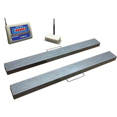 Весы стержневые беспроводные Днепровес ВПД-СТ-РК до 2000 кг