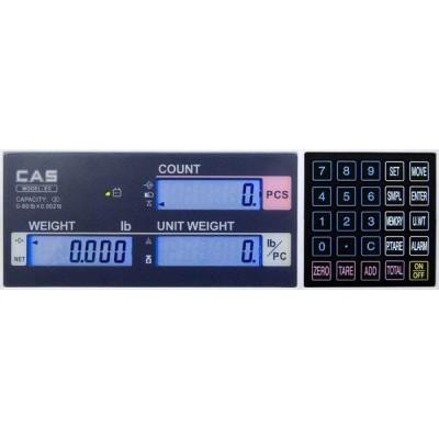Весы счётные CAS EC-3