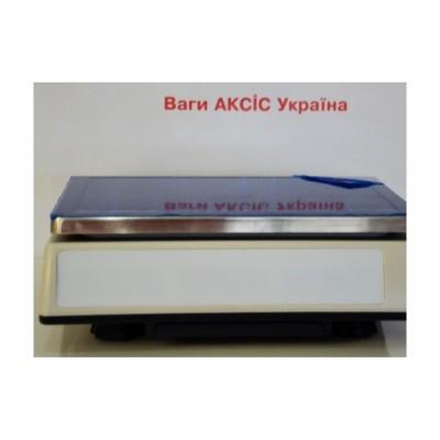 Весы лабораторные Axis BDM3 до 3000 г, дискретность 0,1 г
