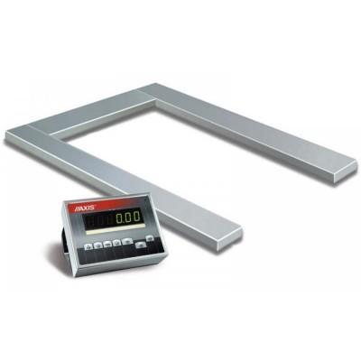 П-образные весы для поддонов 4BDU-П (1260х840мм) НПВ: 2000кг ЭЛИТ