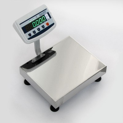 Весы товарные 300 кг электронные ТВ1-300-100-(800х800)-12р