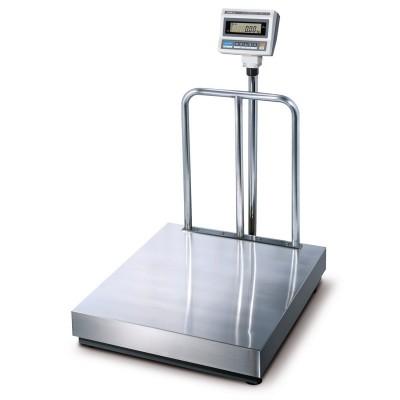 Весы товарные CAS DBII-600 (600х700)