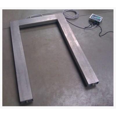 Весы нержавеющие паллетные ТВ4-600-0,2-U(1200х800х90)-N-12h