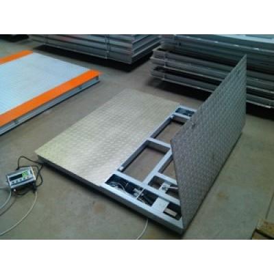 Весы платформенные электронные 1000 кг ТВ4-1000-0,2-(1500х1500)-12