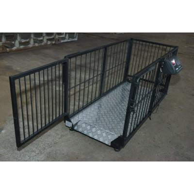 Весы ВЭСТ – 600 с функцией взвешивания животных